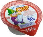 Творог 15% жирности - продукт прикорма для детей от 6 месяцев